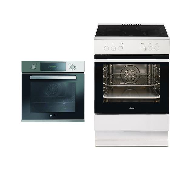 Komfur, ovne og kogeplader