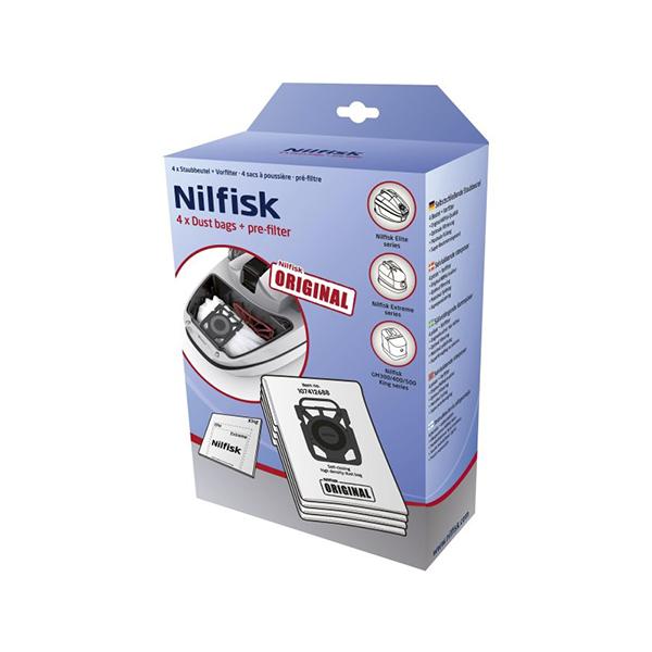 Støvsugerposer / filter