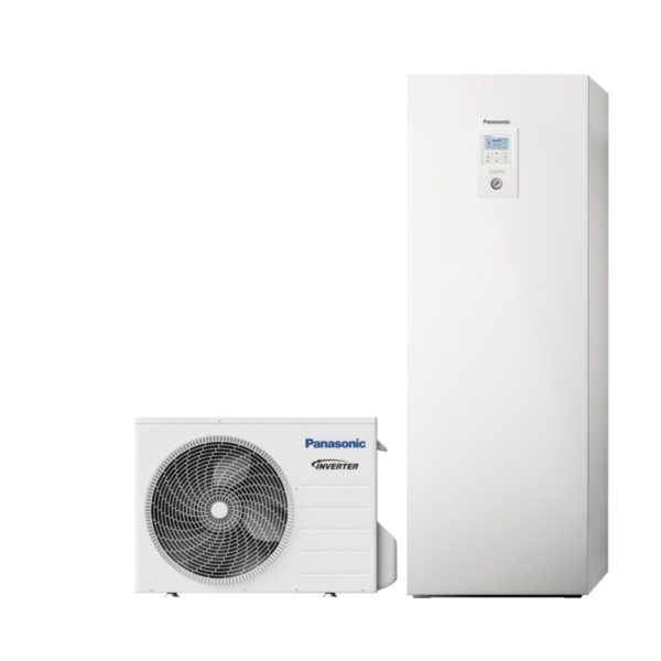 Varmepumper Luft/vand
